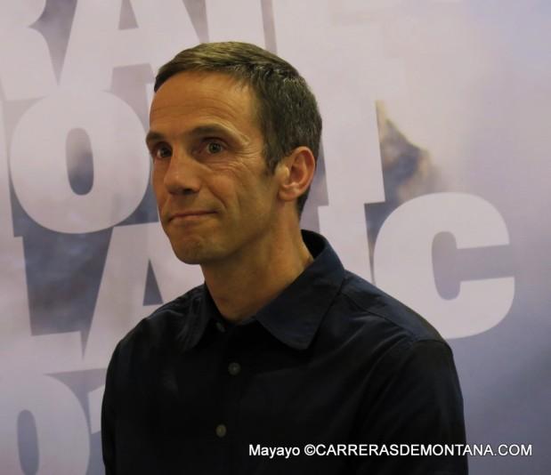 Entrevista a Topher Gaylord, pdte. Mountain HardWear-Columbia y triple top10 en UTMB: Magia y negocio del trailrunning